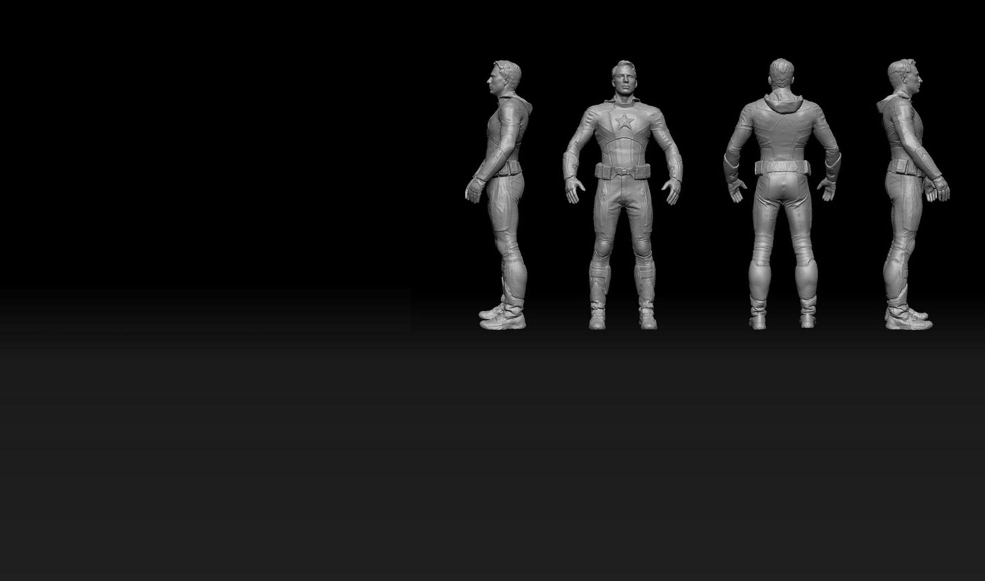 Accurate 3D body scans for use in entertainment and toy design and manufacturing