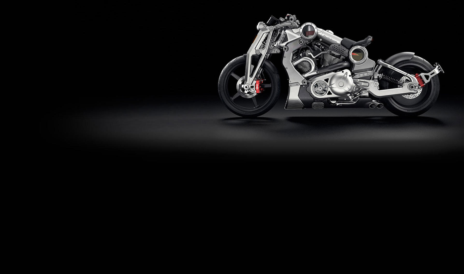 Customer Story Confederate Motors works with 3D Systems to push limits of motorcycle design and performance top banner