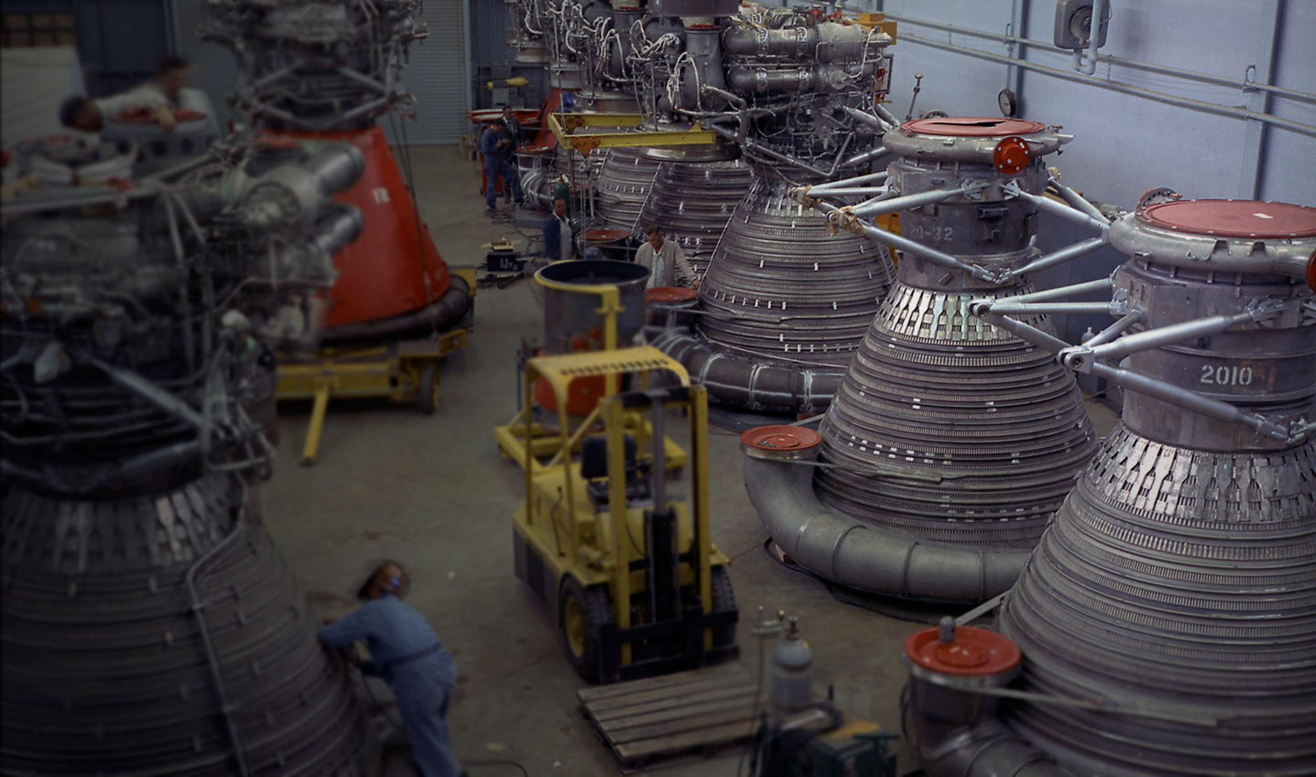 Customer Story Reigniting the F-1 Apollo Engine with Geomagic 3D Scanning Solutions top banner